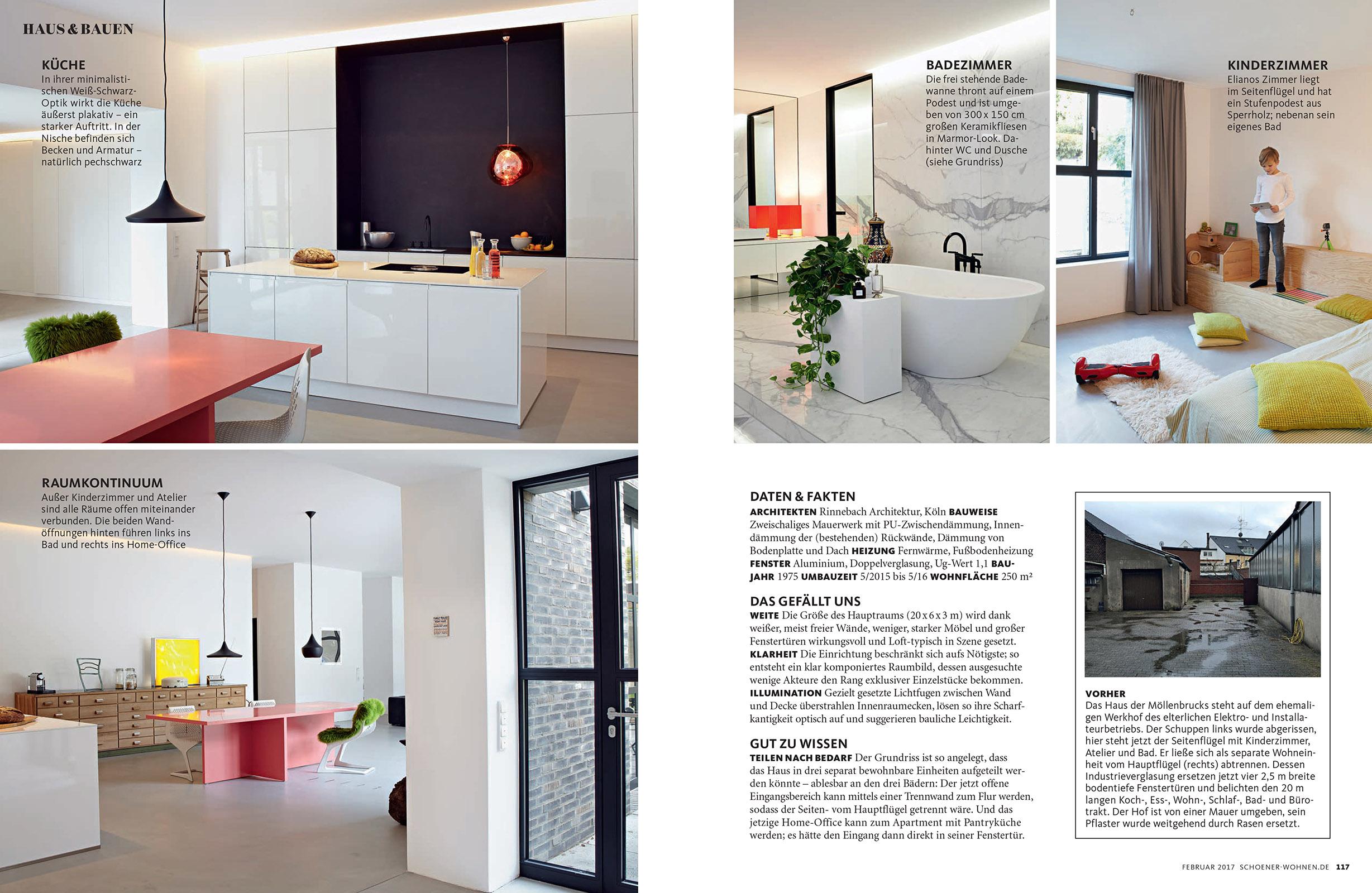 Schoner Wohnen Grautone ~ Katalog schöner wohnen kollektion