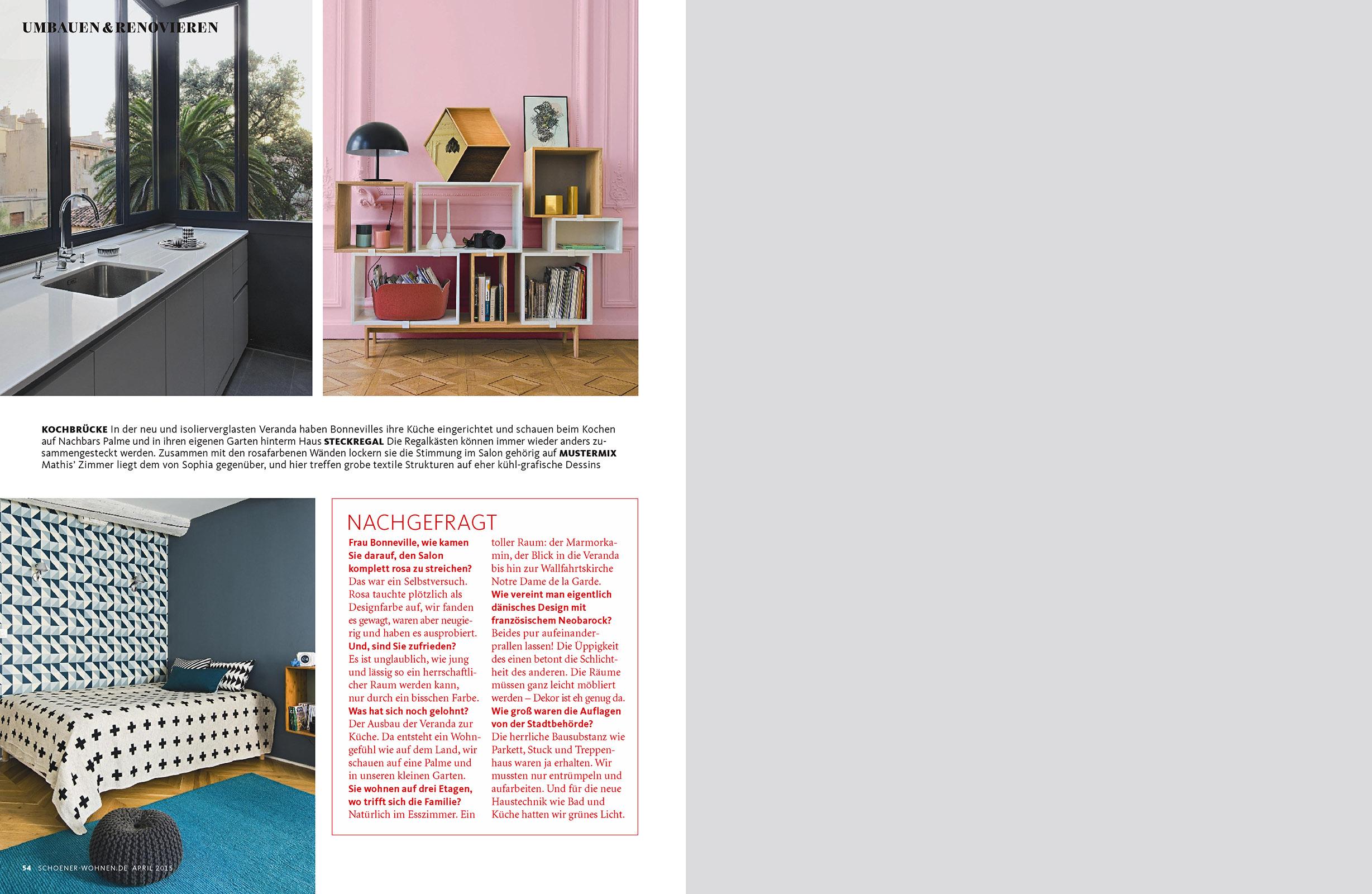 Ausgezeichnet Bad Küche Design Ideen Magazin Galerie - Ideen Für Die ...